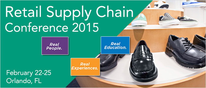 Retail Supply Chain Conference 2015