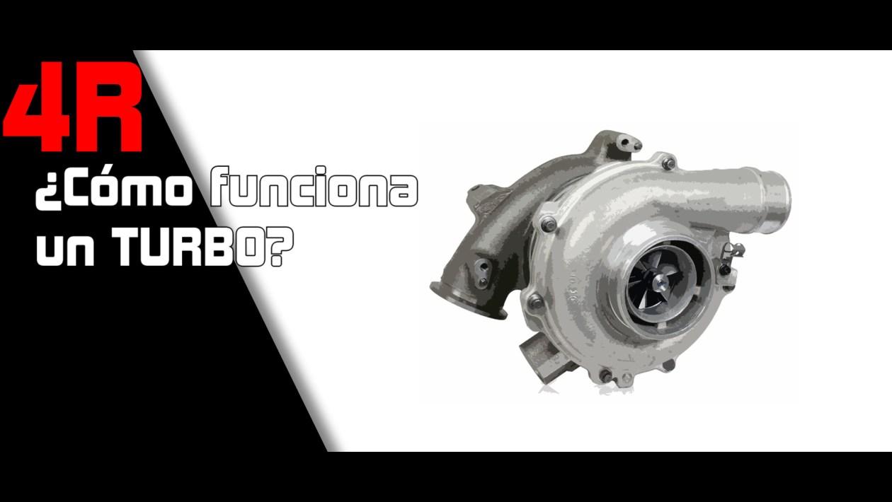 , ¿Cómo funciona un turbo?