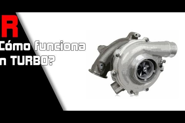 ¿cómo funciona un turbo?