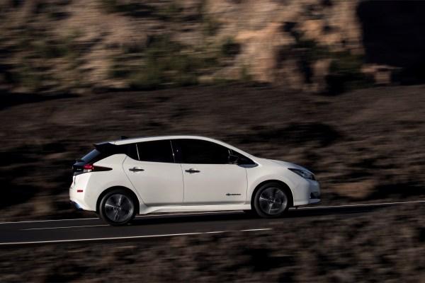 , Nissan Leaf 2018: un eléctrico en la cima