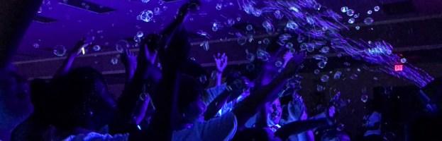 Glow Bubble Parties!