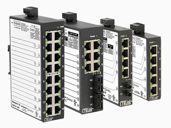 Productpagina Skorpion switch serie unmanaged