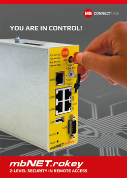 Brochure mbNET.rokey remote access routers