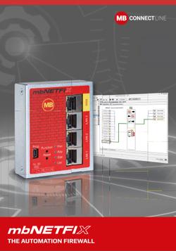 Brochure mbNETFIX automation firewall