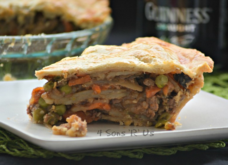 Steak & Guinness Pie 2