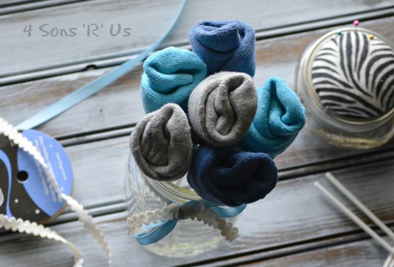 Sock Bouquet 2