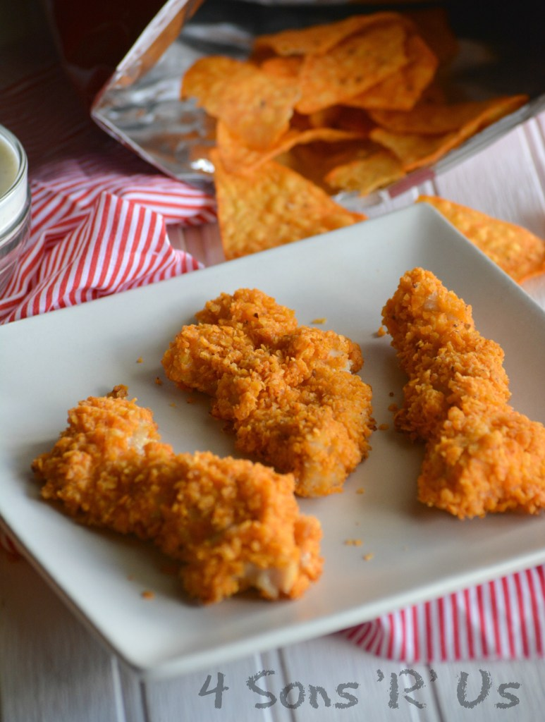 Doritos Crusted Chicken Tenders