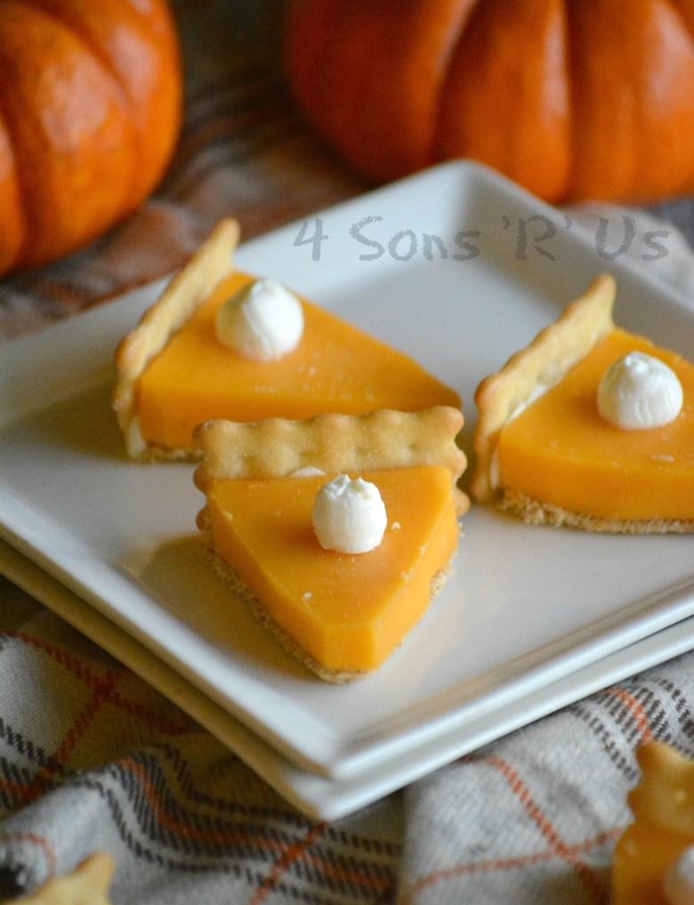 cheese-cracker-pumpkin-pie-bites