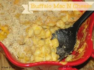 4 Sons 'R' Us: Buffalo Mac N Cheese