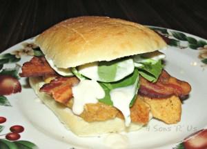 Popeye Sandwich