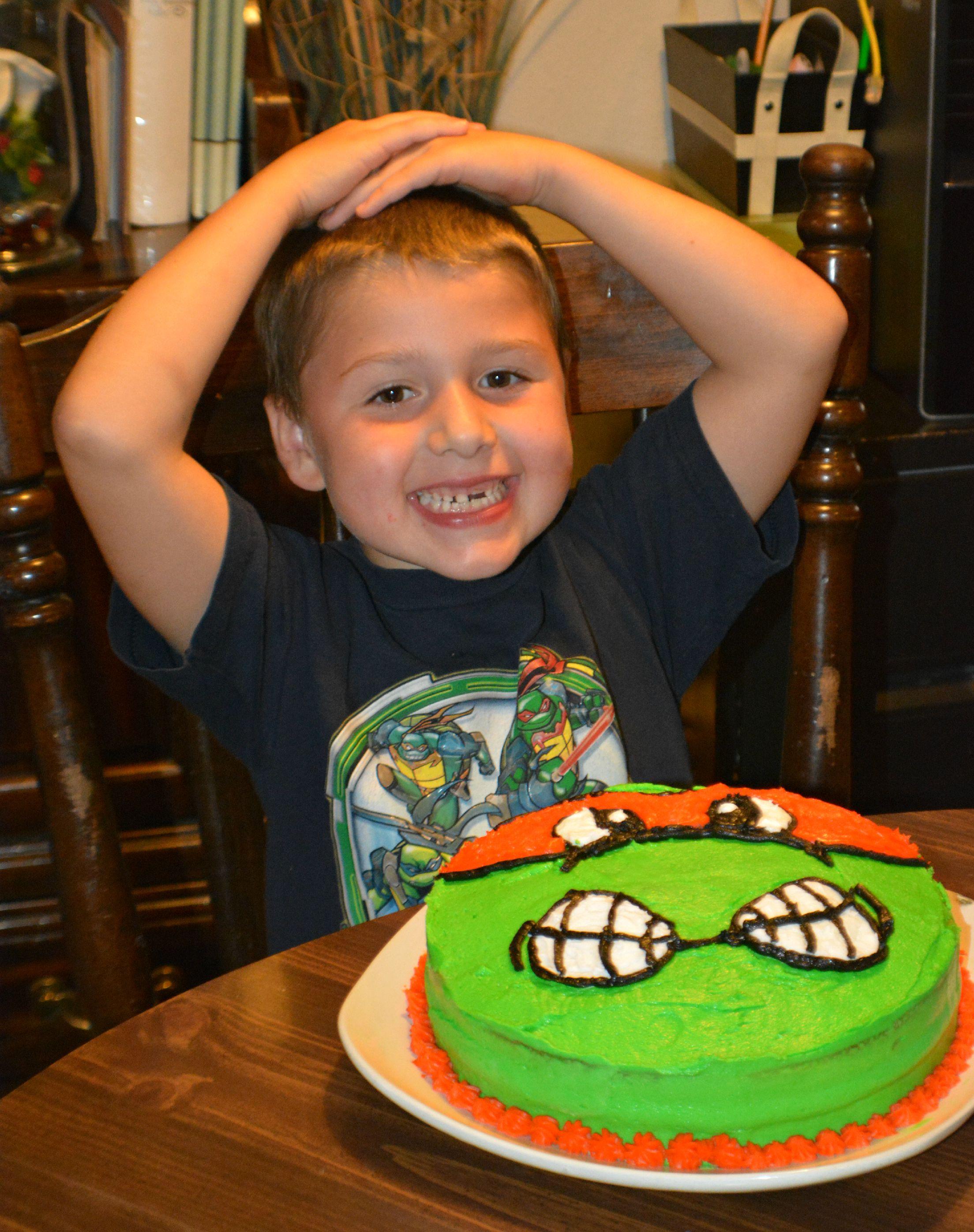 Teenage Mutant Ninja Turtle Birthday Party 4 Sons R Us