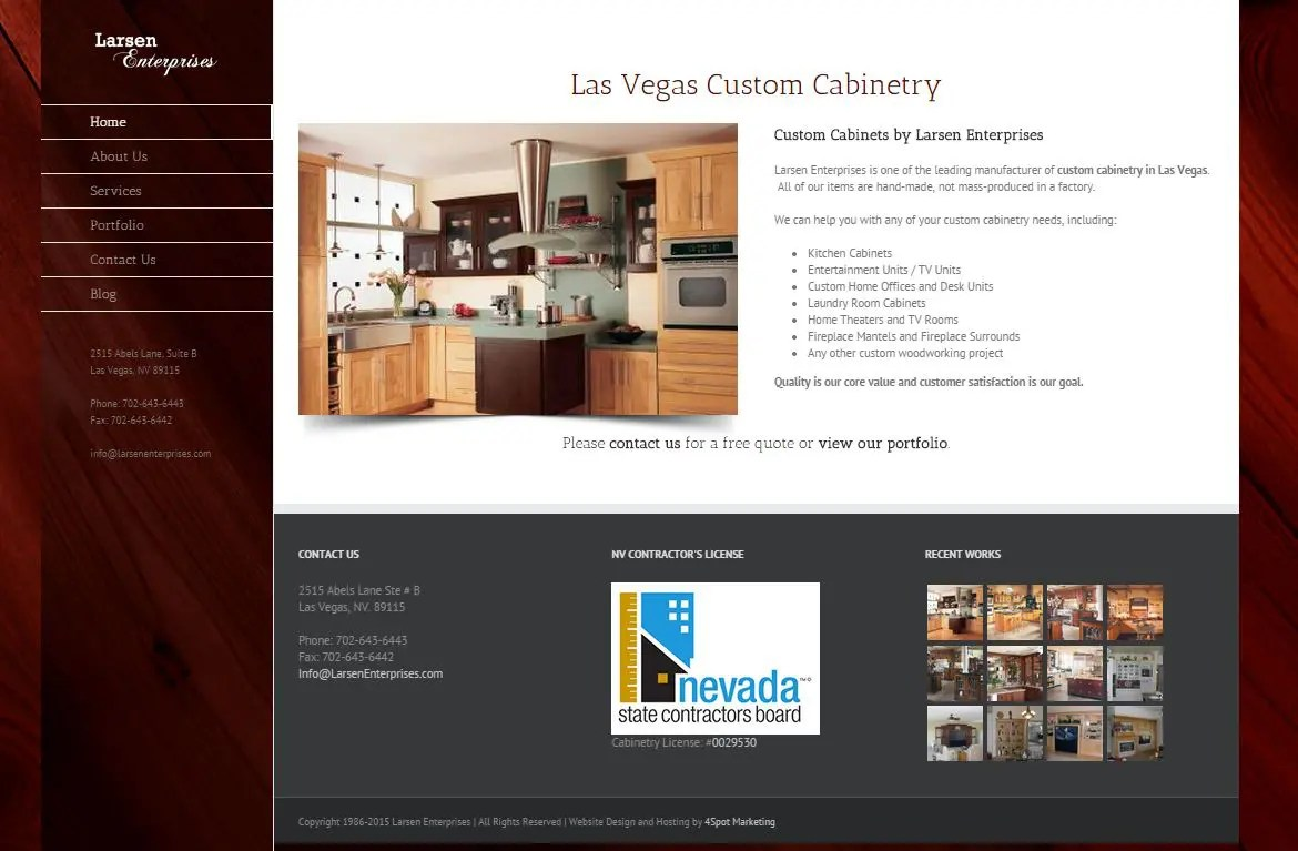 Avada WordPress Website Design