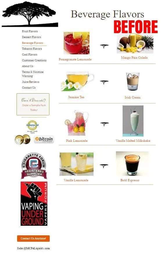 Vape Shop Website Builder