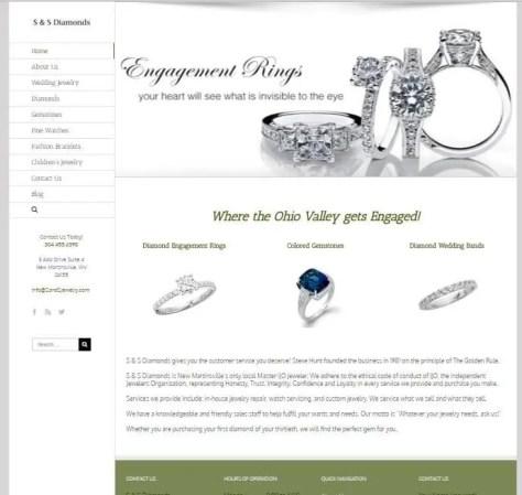 Jewelry Store Web Designer 4Spot