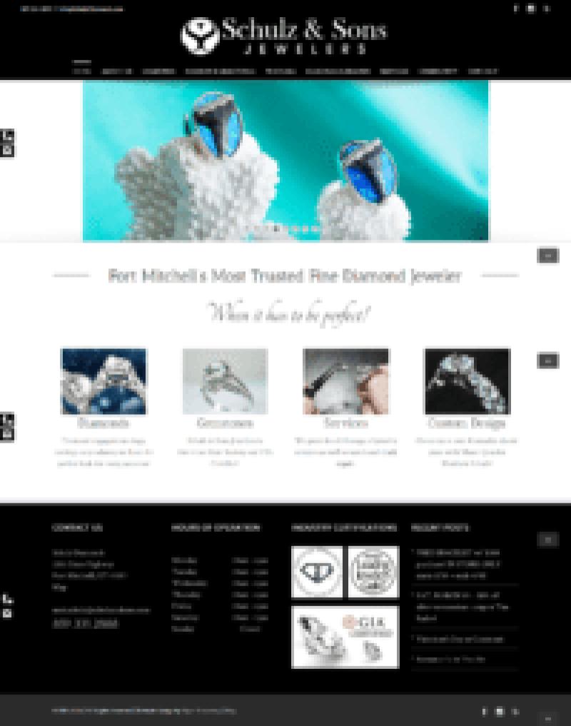 Jewelry Store Web Developer