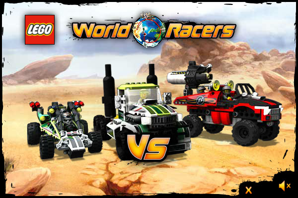 Lego 174 World Racers Racer Vs Racer 4t2 174