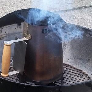 Charcoal Chimneys