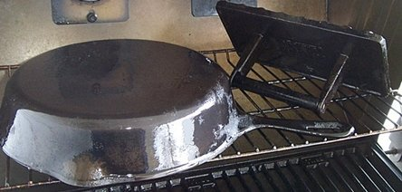Care of Cast Iron Cookware