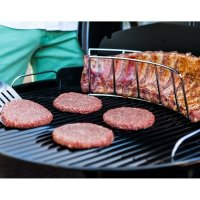 Curved Rib Rack Stainless Steel Char-Broil