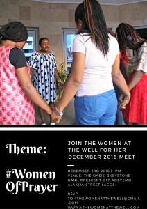 theme-womenofprayer