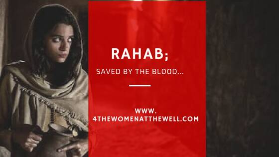 Rahab's Child; The Child Of A Harlot
