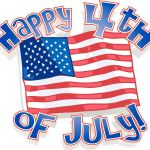 Free 4th of July Clipart