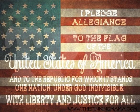Patriotic 4th of July Poem