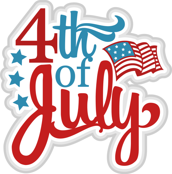 4th Of July Clipart Images