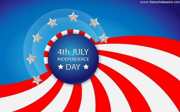4th of July WhatsApp DP Images