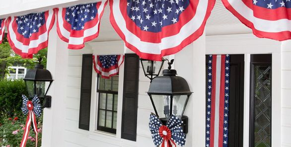 4th of July house decorations