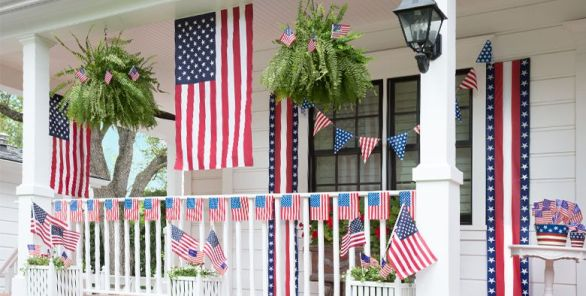 Fourth of July Decorations You Can Make Yourself