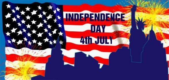 Fourth of July WhatsApp DP Images