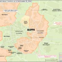 The battle for Aleppo 23.09.2016 | Colonel Cassad