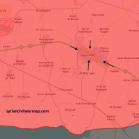 SAA liberated Deir Hafir | Colonel Cassad