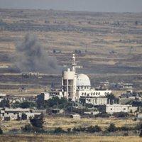 Israel attacked Al-Nusra?