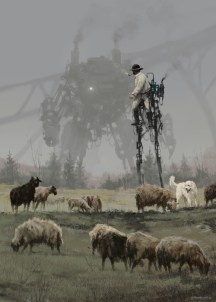 jakub-rozalski-sheep-walker-s