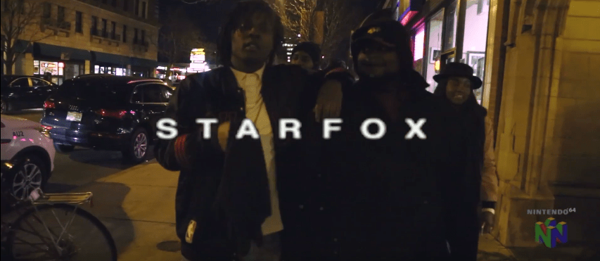 Matt Whise- Starfox (Video)