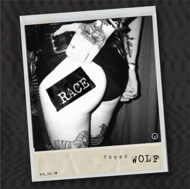 Young Wolf- RACE (prod. Von Vuai)