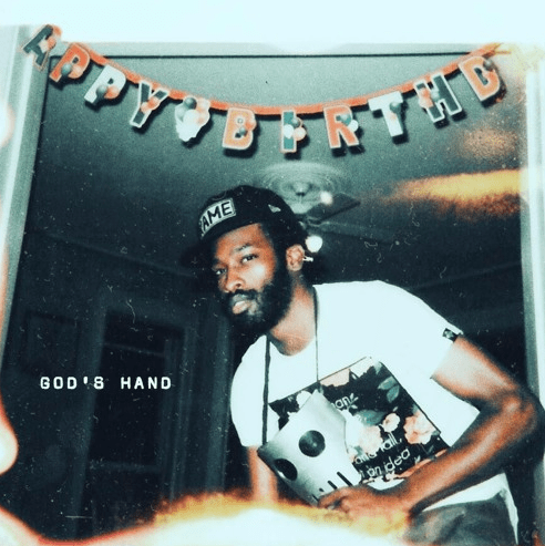 Sage, The 64th Wonder- God's Hand LP