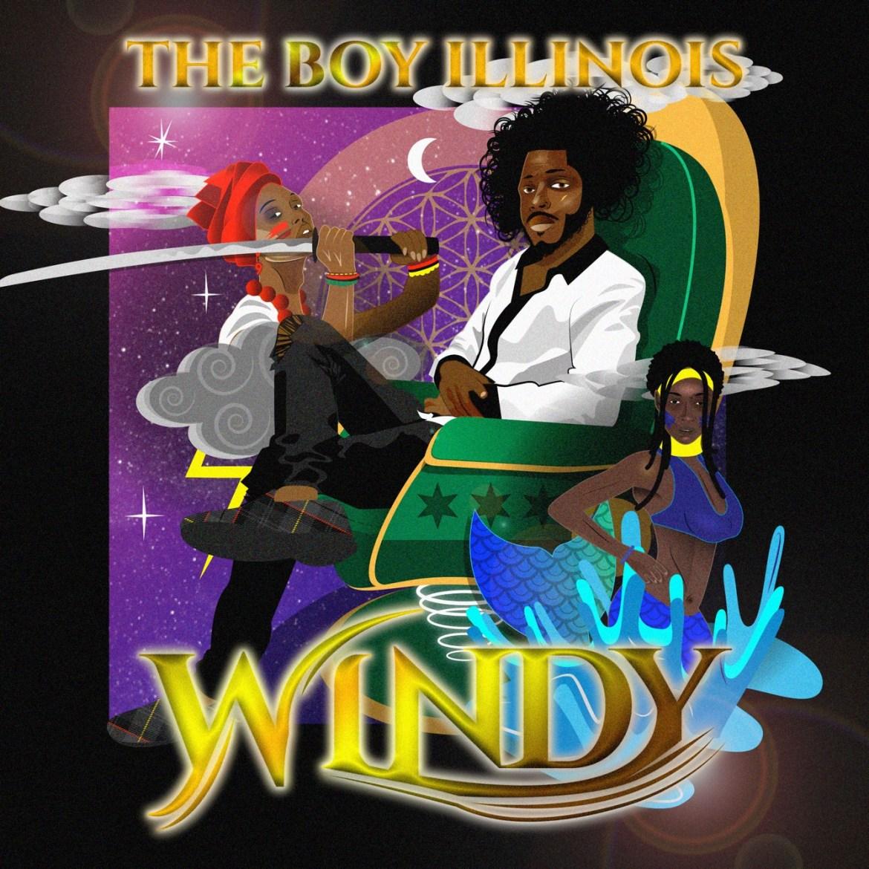 The Boy Illinois- WINDY