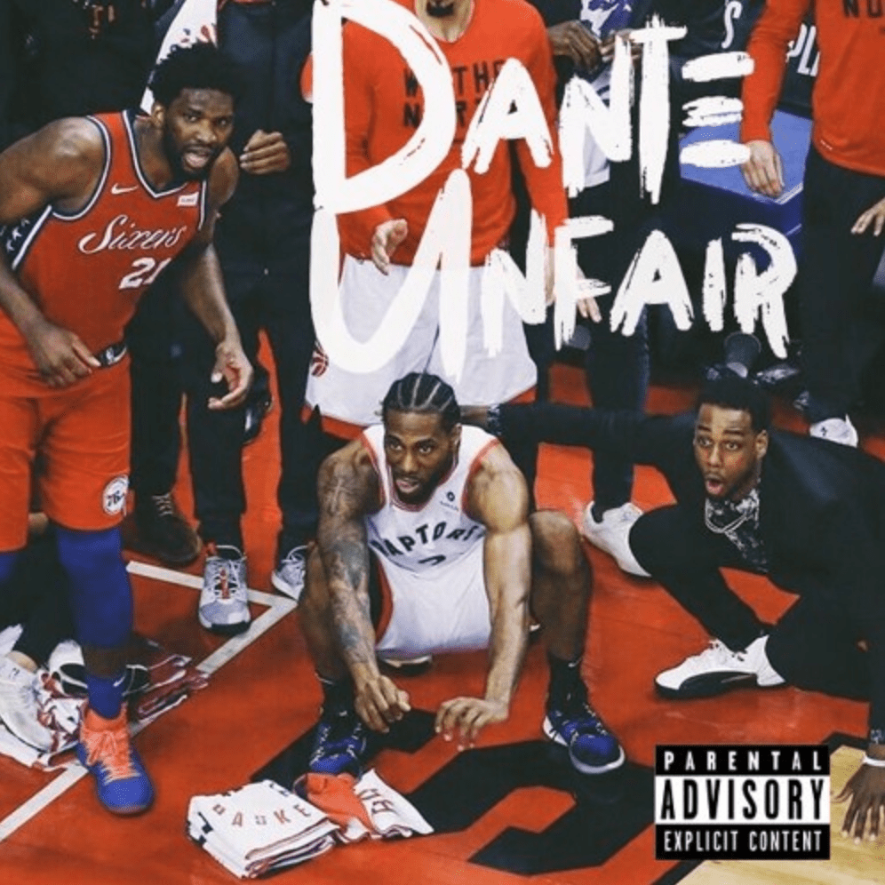 "the Drip Gets Punchline Heavy On ""Unfair (Dante)"""