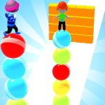 Ball Stack 3D