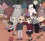 Summer Camp Island: Campers Memory Match
