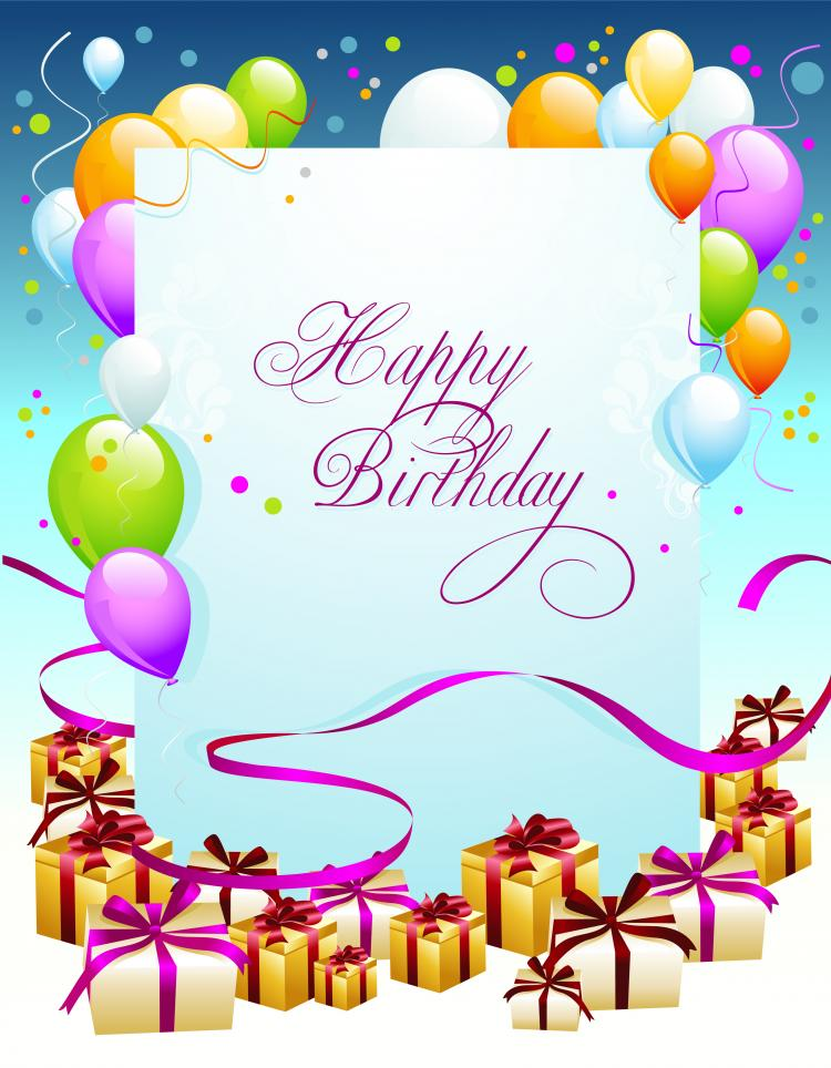 Happy Birthday Printable Cards Free – gangcraft