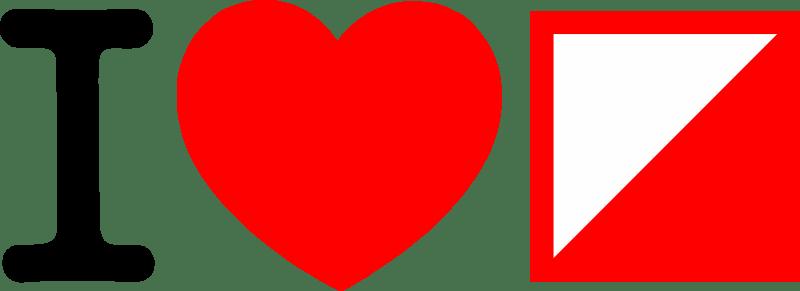 Download I love orienteering Free Vector / 4Vector