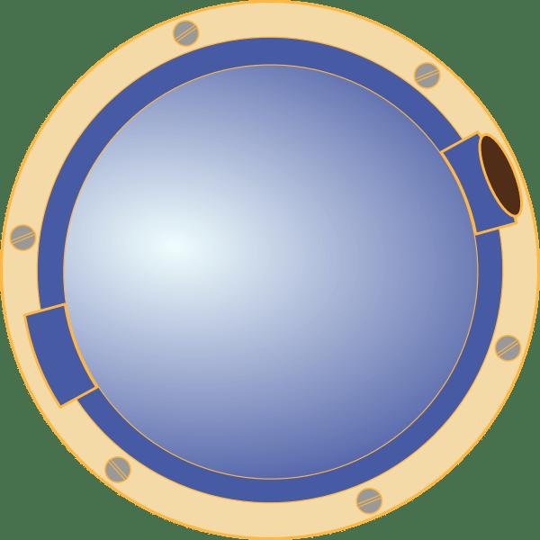 Porthole Clip Art Frame