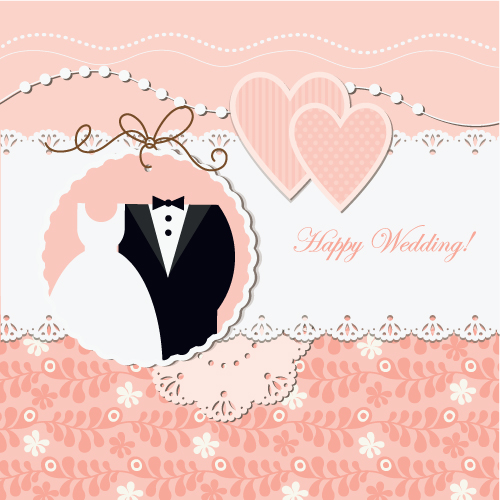 Wedding Label Background 15617 Free Eps Download 4 Vector