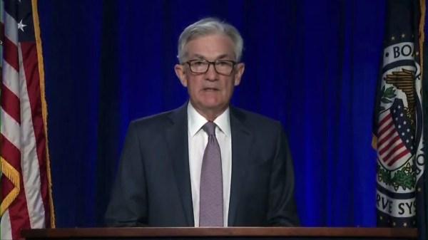 Fed keeps interest rates near zero amid pandemic