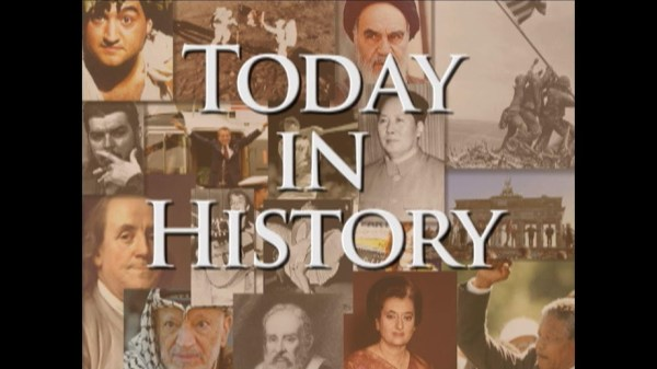 Today in History for January 31st
