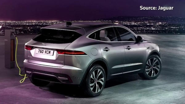 Jaguar cars to be fully electric by 2025